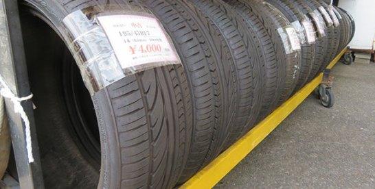 海上運賃の高騰響く 回復時期探る中古タイヤ市場