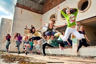 Street dance copii