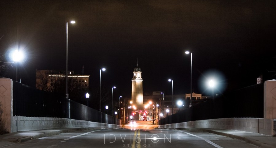 Bridge From Ohio City by JDVision Studios