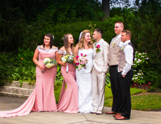 wedding photographer cleveland ohio