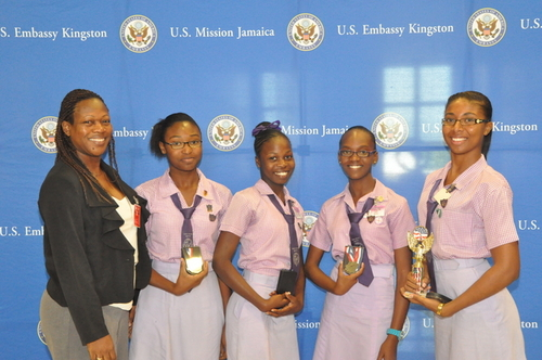 Image result for St. Hilda's High School Jamaica