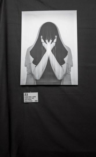 Exhibition at Wave-Gotik-Treffen 2017