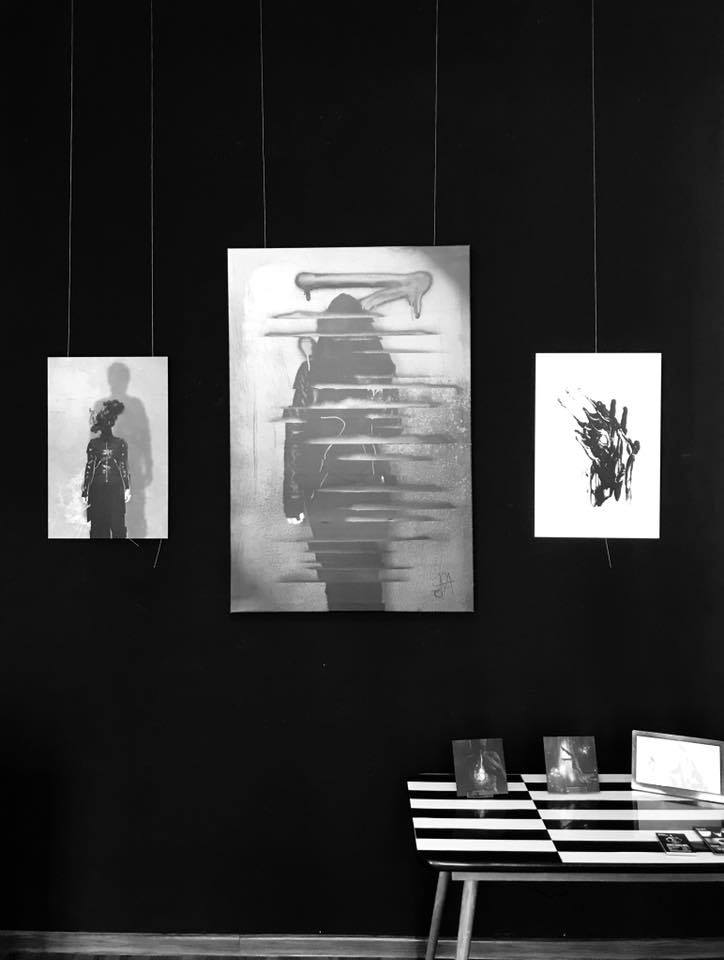 Kunst trifft WGT Beuteltierart Galerie