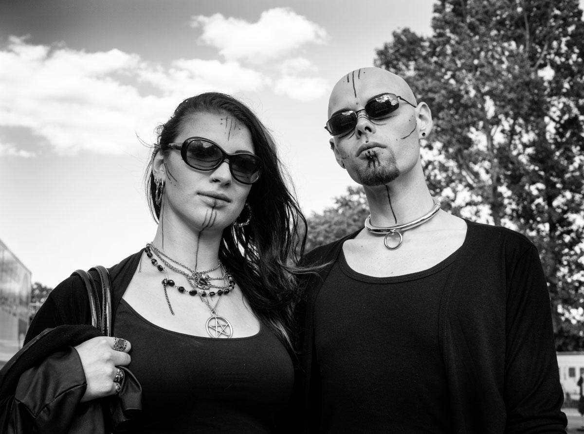 Wave-Gotik-Treffen in Leipzig by Jea Pics