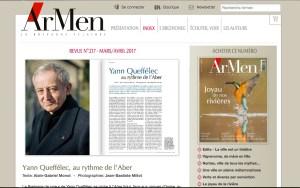 Yann Queffélec par Jean-Baptiste