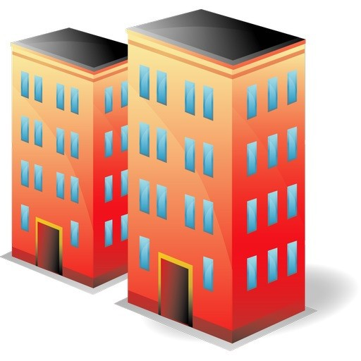 Construction Dun Immeuble De Logements Collectifs