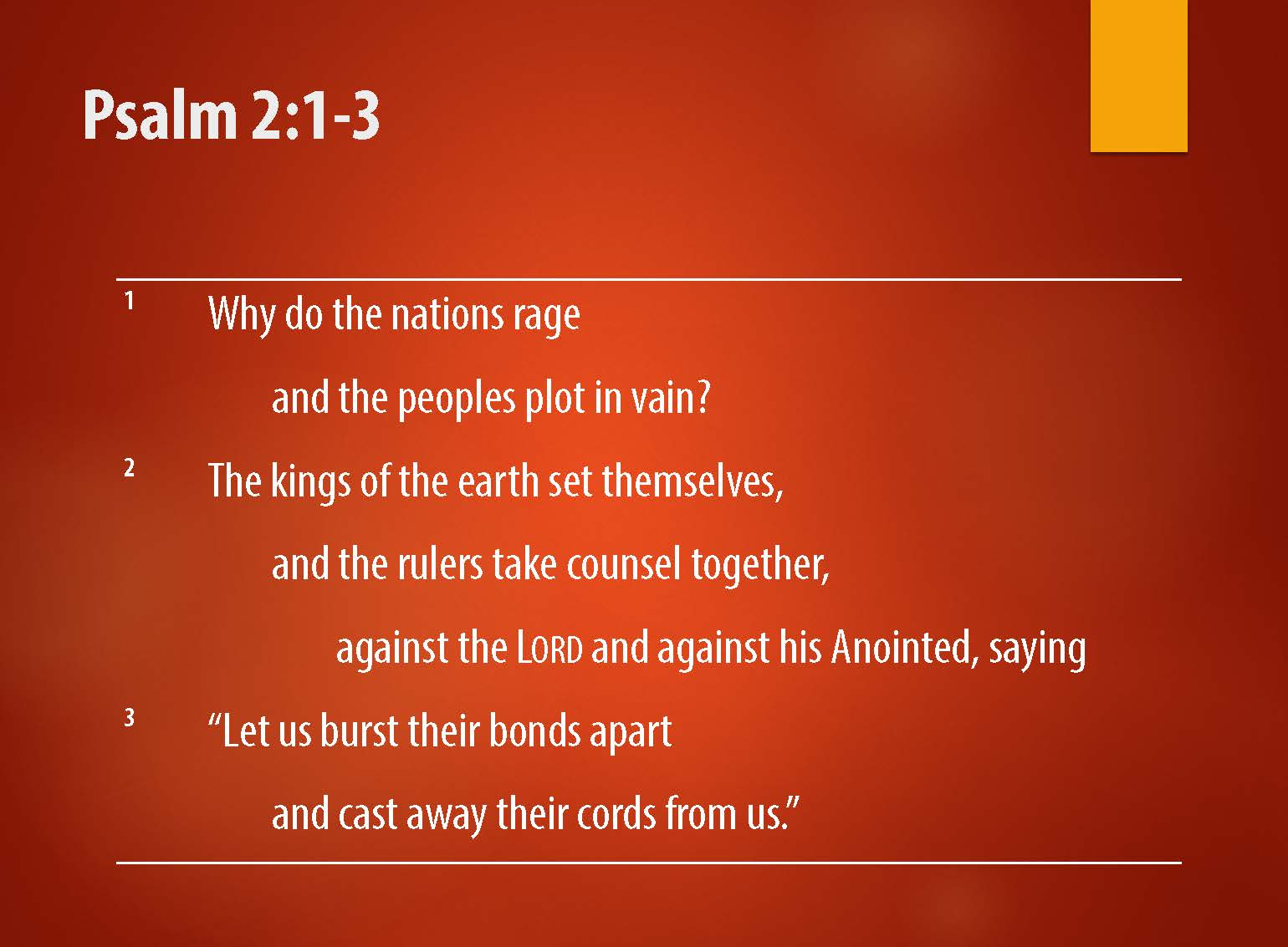 Jesus Loves You: Acts 1:1-2 Chronicles 28:21 (Season 2)