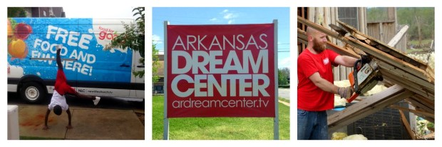 AR Dream Center Collage
