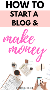 Learn how to Set up your blog and top ways to start making money with your blog.
