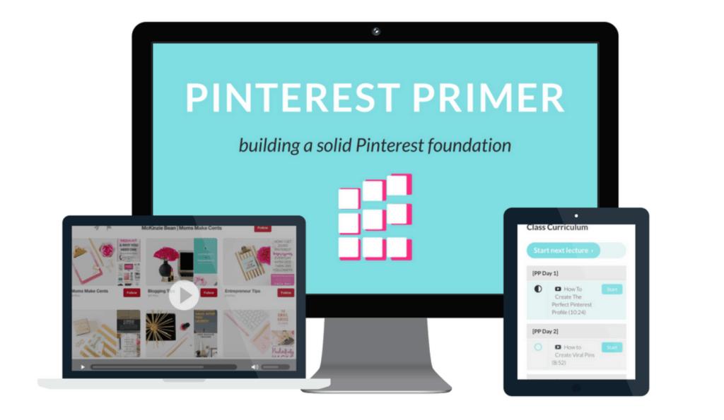 Pinterest Primer Course