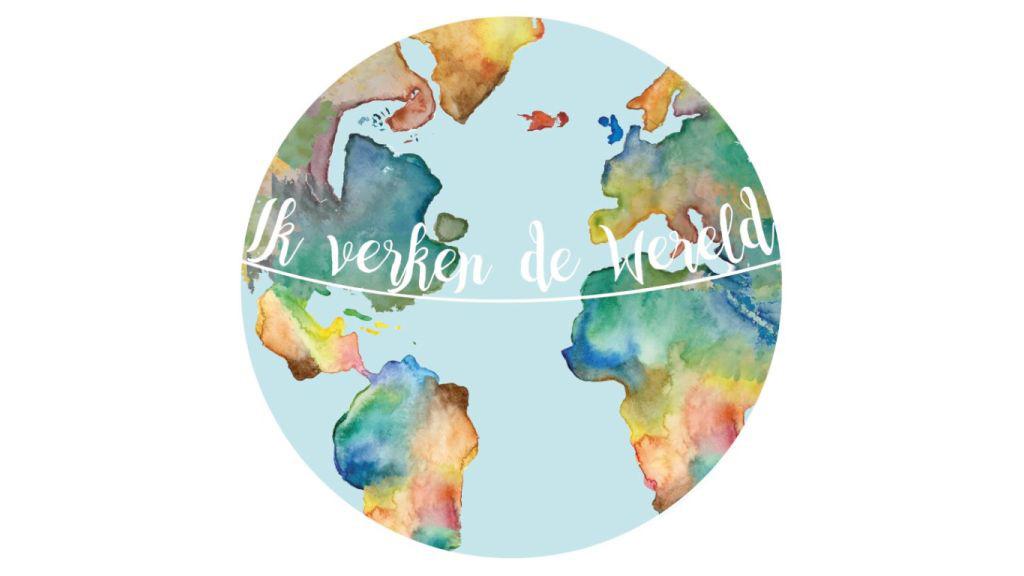 Logo Ik verken de wereld