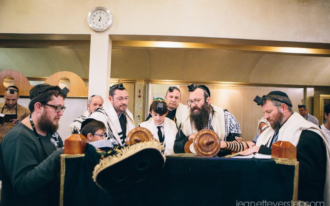 Eitan's barmitzvah