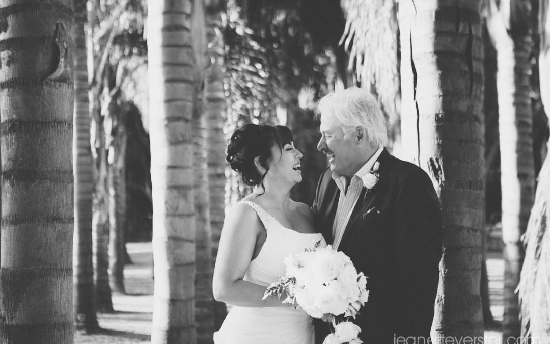 Elsabe and Garth's wedding at Casalinga