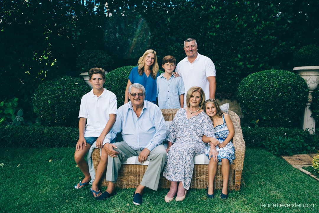 Bruwer family at home 008