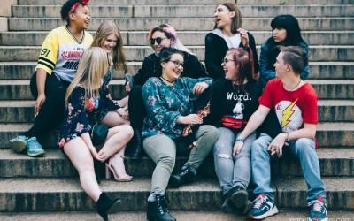 Alex and friends portrait shoot