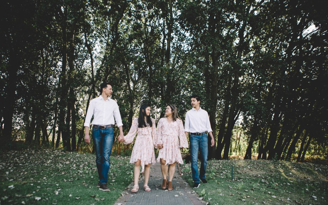 Family shoot at Eagle Canyon