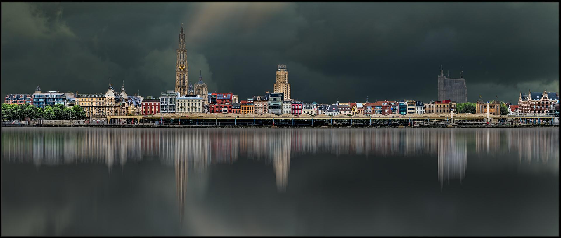Antwerp on Schelde