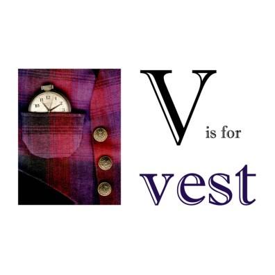 V is for Vest