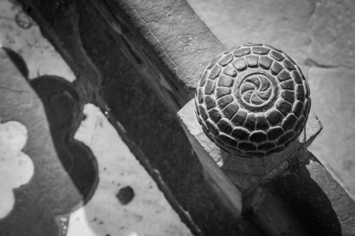 Finial and Flora