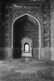 Row of Archways