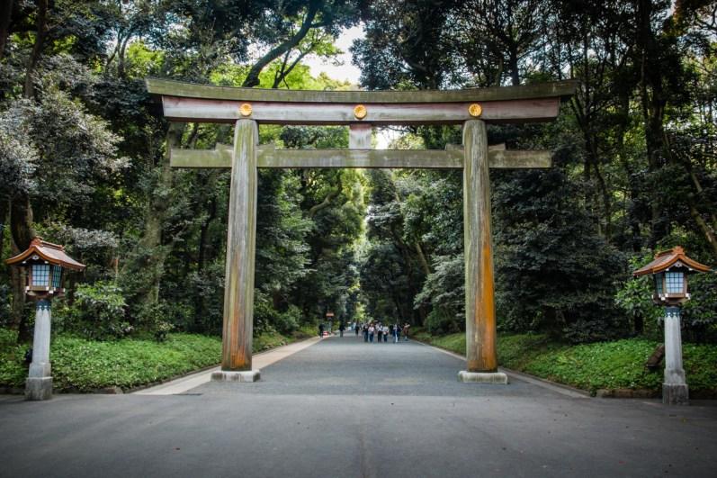 Tokyo: Meiji Jingu