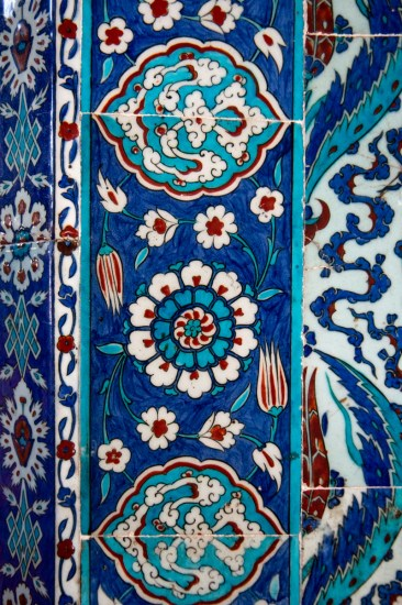 Rustem Pasha Mosque, Istanbul, Turkey