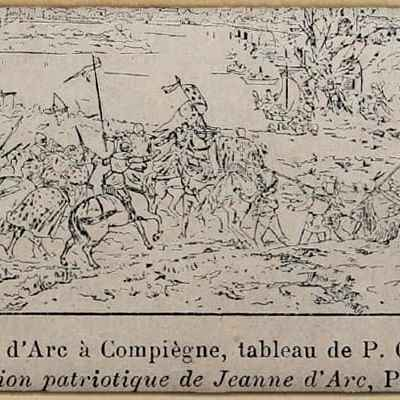 Compiegne Book illustration 1889