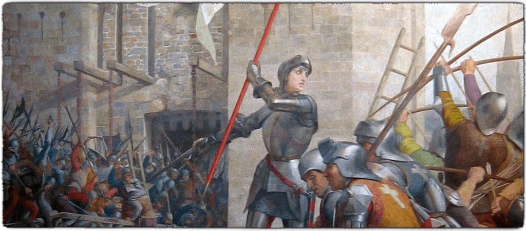 Joan of Arc - Jeanne d'Arc (1412-1431)