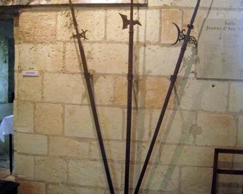 Salle Jeanne d'arc