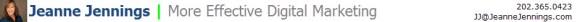 Jeanne Jennings, More Effective Digital Marketing