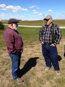 Two Sensible North Dakotans, Cousin Tommy and Cousin Joe
