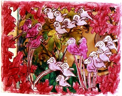 diorama, Jeanne Stern
