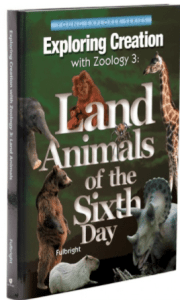 zoology land animals text