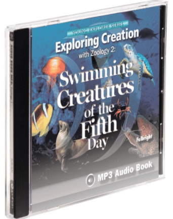 zoology swimming creatures audio