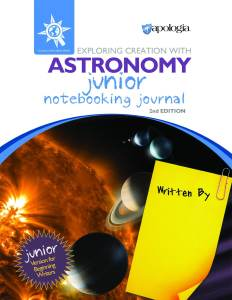 Junior Astronomy Notebooking Journal