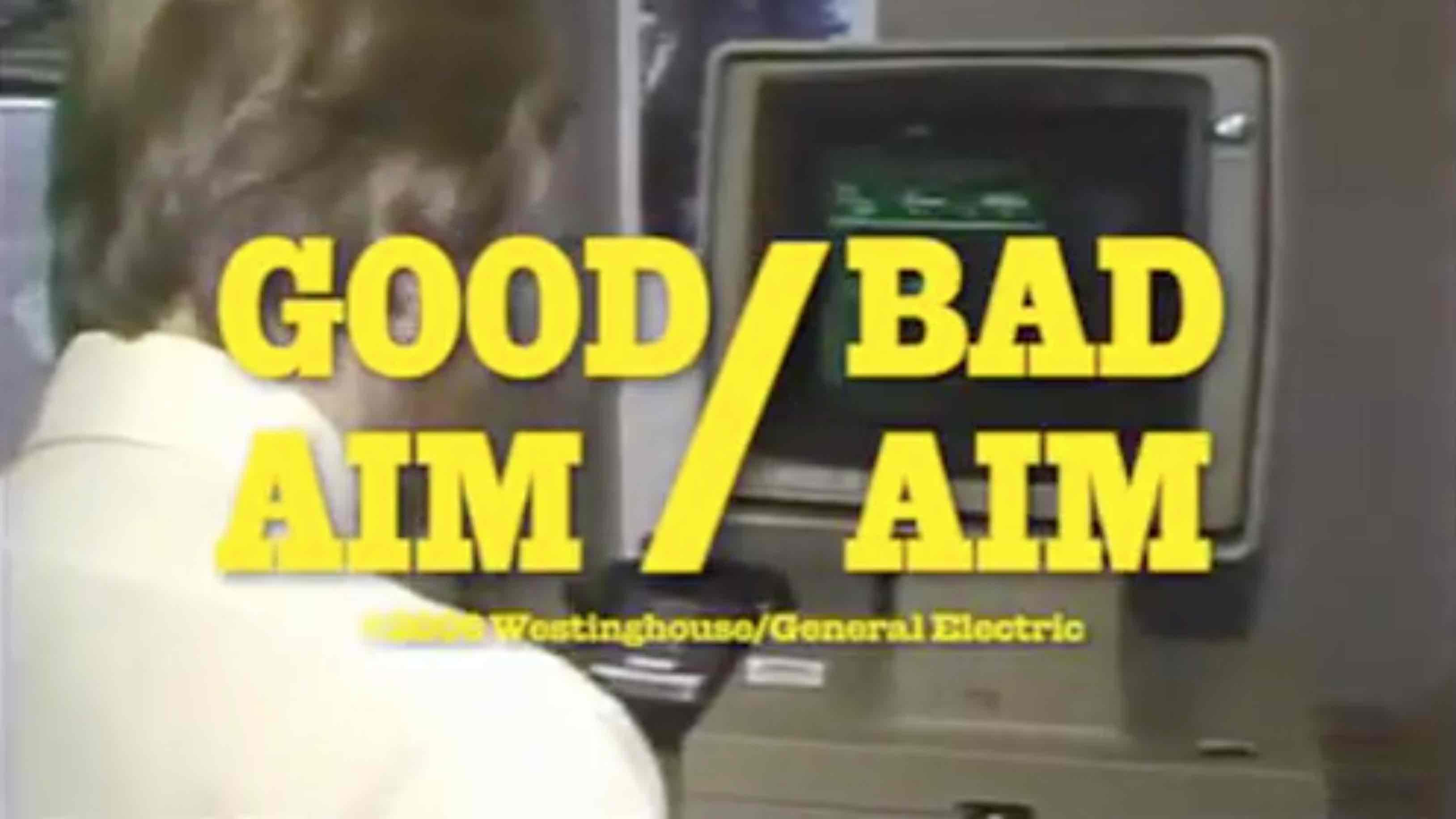 AOL: Good AIM/Bad AIM