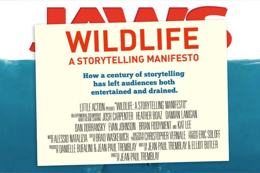 Wildlife: A Storytelling Manifesto