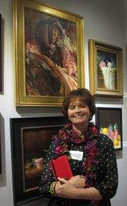 Nancy Boren, The Fortune Teller