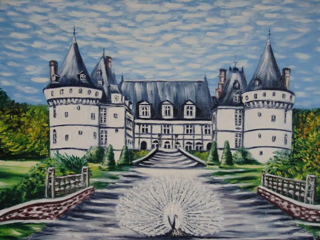 Mesnières-en-Bray : la renaissance du château