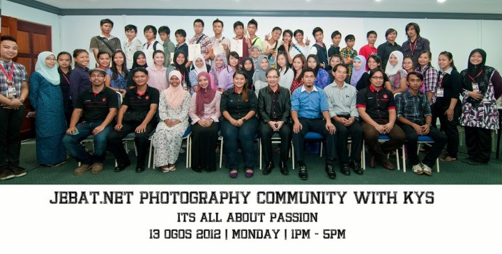 Photography Talk With KYS