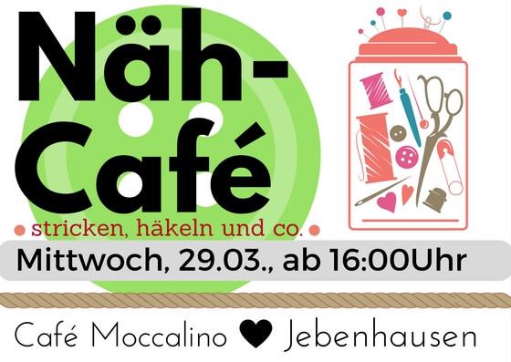 Näh-Café am 29.03. ab 16:00 Uhr