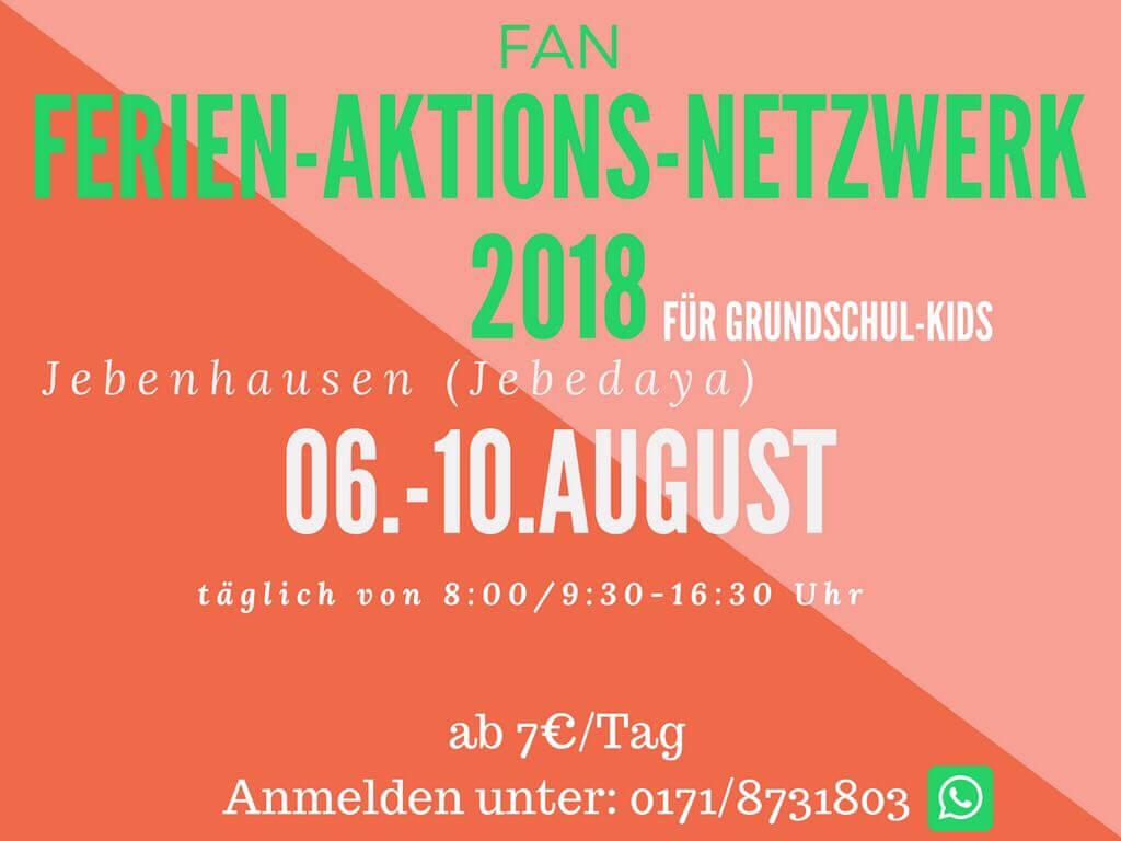 FERIEN-AKTIONS-NETZWERK-2018
