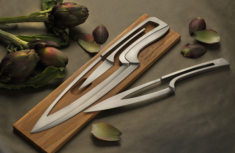 Top Chef Knives