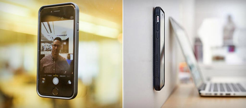 ANTI GRAVITY SMARTPHONE CASE