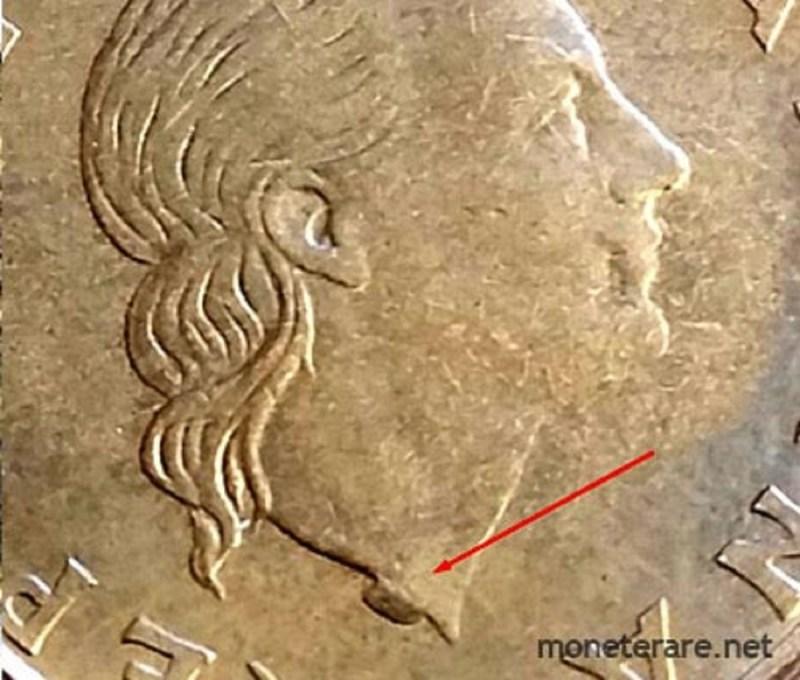 200 lire mezzaluna del 1978