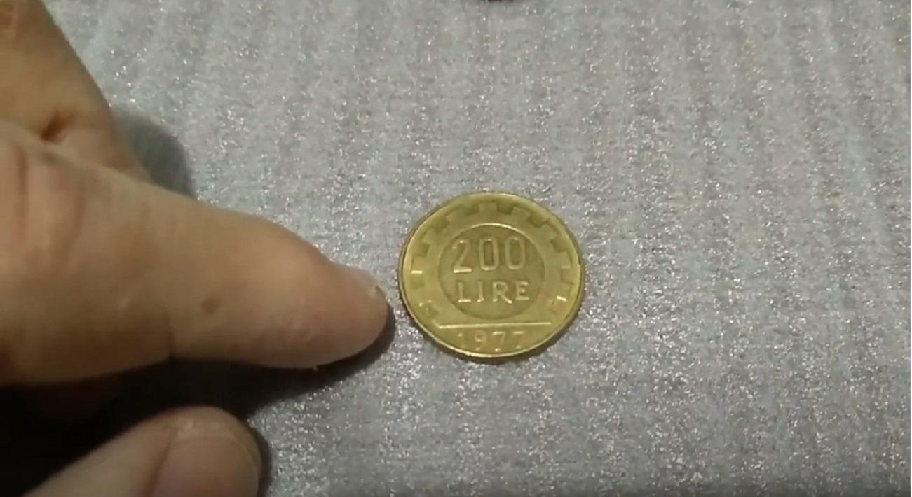 200 lire rare valore