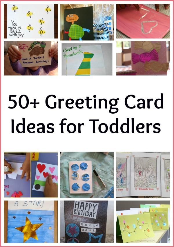 Brilliant 50 Greeting Card Ideas For Toddlers Personalised Birthday Cards Rectzonderlifede