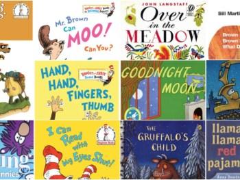 Best rhyming books for kids jeddahMom