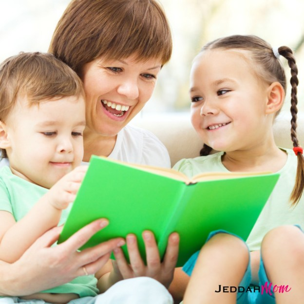 How to read with your child everyday even when you are busy