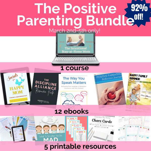positive parenting bundle 2020